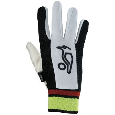 Kookaburra Padded Gloves Chamois Wicket Keeping Inners Gloves Men's