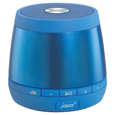 HMDX Jam Plus Wireless Bluetooth Speaker, HX-P240GY, Blue