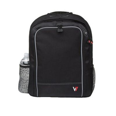 V7 Professional Backpack (Black) for 16 inch Notebooks