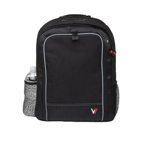 V7 Professional Backpack (Black) for 16 inch Notebooks