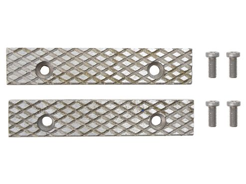 Faithfull Replacement Steel Jaws For VM3 Vice