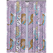 Disney Frozen Curtains and Wall Decor Set