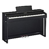 Yamaha CLP625 Clavinova Piano - Black