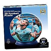 3D Football Puzzle Manchester City Official Merchandise
