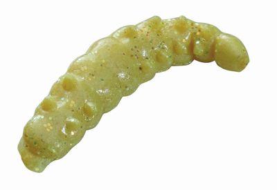 Berkley Powerbait Honey Worms -Yellowscales Twin Pack