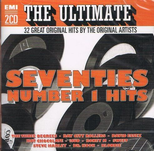Various Artists The Ultimate Hits - Seventies Number 1s