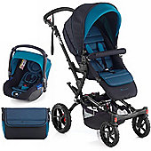 Jane Crosswalk Pushchair (Teal)