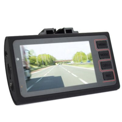 Plug N Go Drive 2 In Car HD DashCam│Driving Accident Recorder Front& Rear Camera