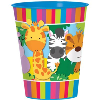 Animal Friends Favour Cup
