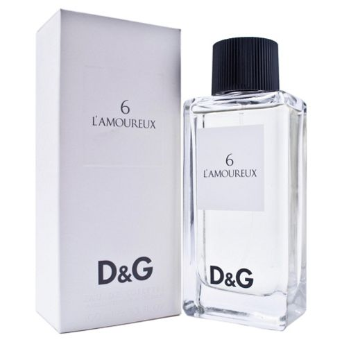 D&G 6 LAmoureux Eau de Toilette 100ml Spray