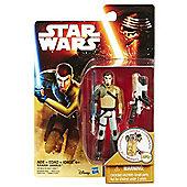 Star Wars The Force Awakens 3.75-Inch Figure Desert Mission Kanan Jarrus