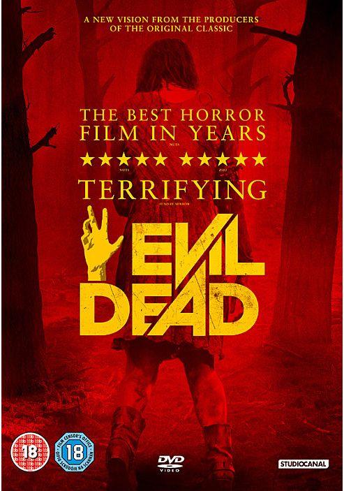 Evil Dead (DVD)