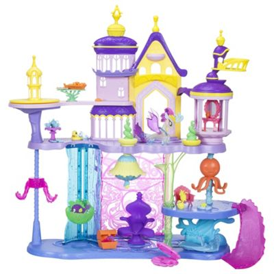 My Little Pony The Movie Canterlot & Seaquestria Castle Playset