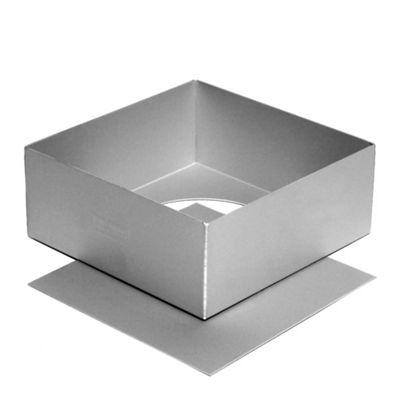 Square Cake Tin 25cm Alan Silverwood