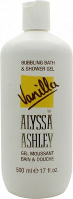 Alyssa Ashley Vanilla Shower Gel 500ml