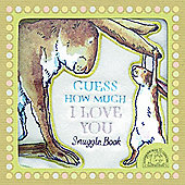 Guess how much I love you cuddle book