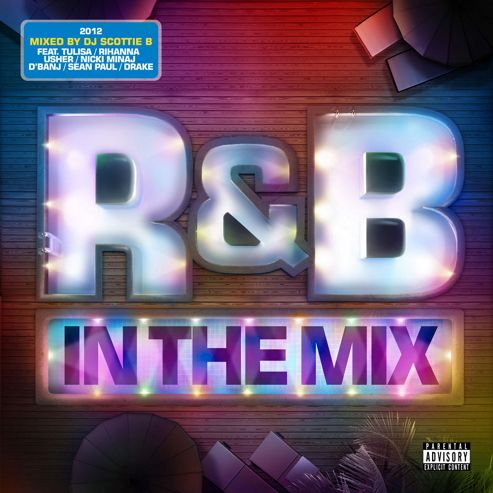 R&B In The Mix 2012 (2Cd)