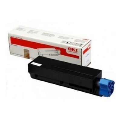 Oki Black Toner Cartridge 45862818