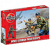 WWII German Paratroops (A02712) 1:32