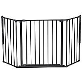BabyDan Configure Gate Medium Black