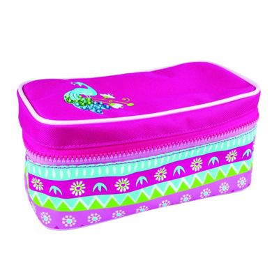 Fiesta Cosmetic Bag - Hot Pink - Accessories