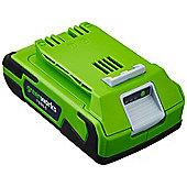 24V 2AH Sanyo battery