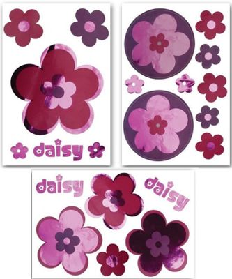 Daisy Diva, 42 Metallic Foil Quick-Sticks