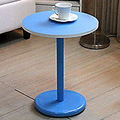 Cindy - Occasional / Side / Bedside Table - Blue