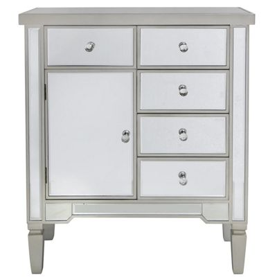 Value Vista champagne wood chest