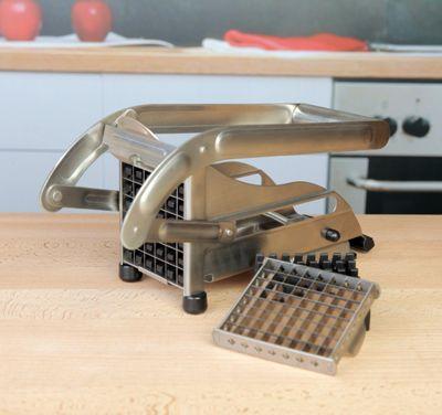 Grunwerg Stainless Steel Potato Chipper FF-1101