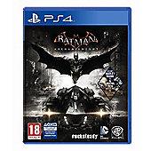 Batman Arkham Knight PS4: (inc. Wayne Tech Booster Pack DLC Exclusive to Tesco)