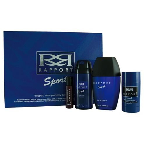 Rapport Male 100ml Eau de Toilette Gift Set