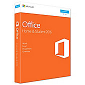 Microsoft Office Home & Student 2016 - Lifetime - 1 User