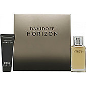 Davidoff Horizon Gift Set 75ml EDT + 75ml Shower Gel For Men