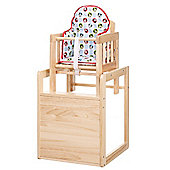 OBaby Disney Highchair Insert (Mickey Circles)