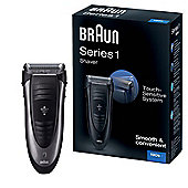 Braun 190s Series 1 Mains Rechargeable SmartFoil Precision Shaver Trimmer