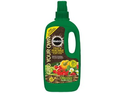 Miracle M-gro Org Choice Fruit& Veg Food 1L