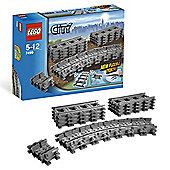 Lego City Trains 7499 - Flexible Tracks