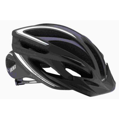 BBB BHE-26 - Taurus Helmet (Black, 58-62cm)