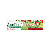 replaced by ESI74010 - Aloe Dent Cool Strawberry Childrens Toothpaste