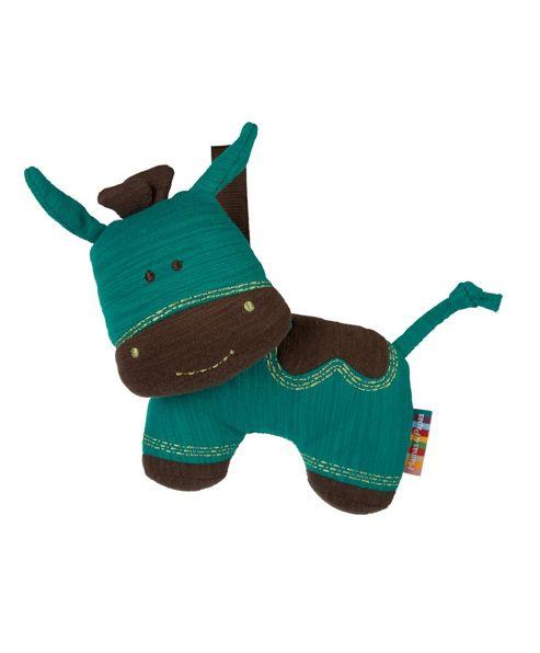 Mamas & Papas - The Jumbles - Turquoise Cow