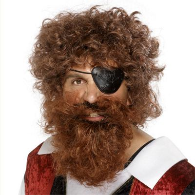 Smiffy's - Pirate Beard - Brown