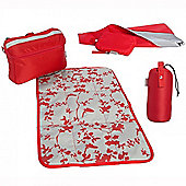 Babymule Essentials Kit (Red)