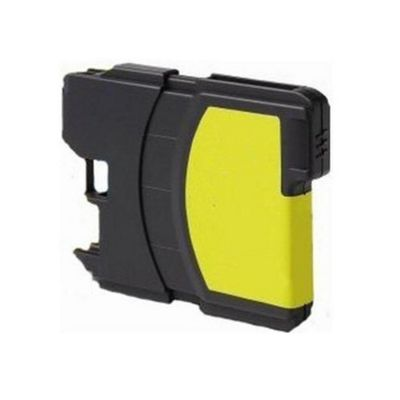 Brother LC1100HYY Yellow High Capacity Compatible Printer Ink Cartridge