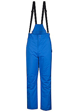 Mountain Warehouse Dusk Mens Ski Pants - Blue