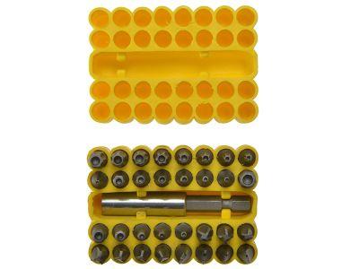 Blue Spot Tools Security Bit Set 33 Piece