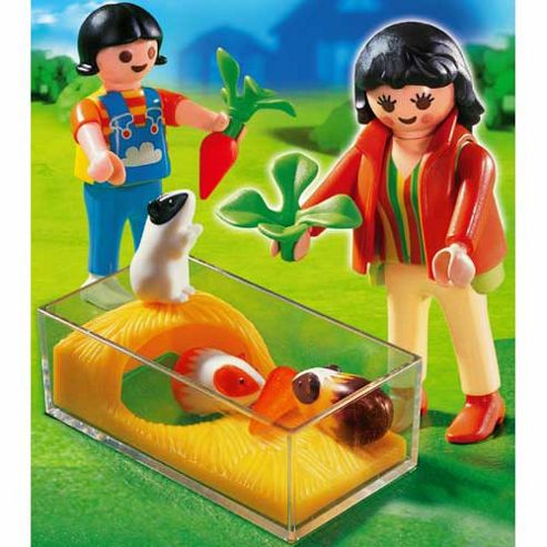 Playmobil - Guinea Pig Pen 4348