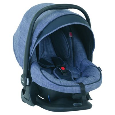 Bebecar Easymaxi Infant Car Seat, Group 0+, Denim