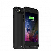 """Mophie Juice Pack Air 4.7"""" Cover Black 2525 mAh For iPhone 7 99.5 g"""