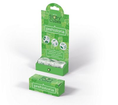 Rory's Story Cubes Game Mix - Prehistoria